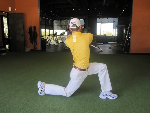 Golf Perfomace at Premier Fitness Systems in Scottsdale AZ