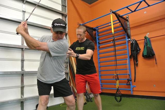 Premier Fitness Systems Golf Fitness Scottsdale, AZ