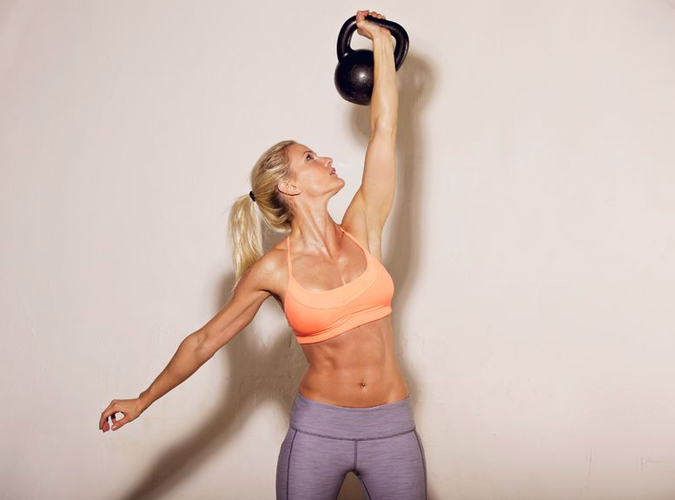 kettlebell exercises for stability and strength