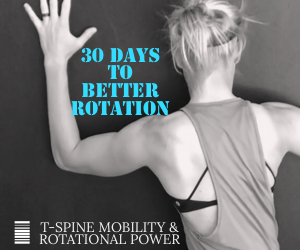 30 Days to better rotation